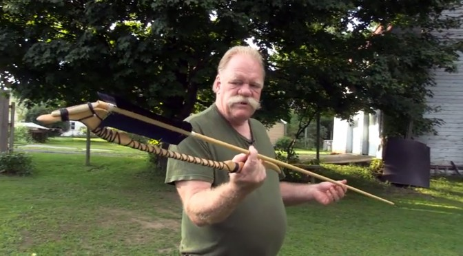 Speed & Penetration: Atlatl vs. Hand Thrown Dart