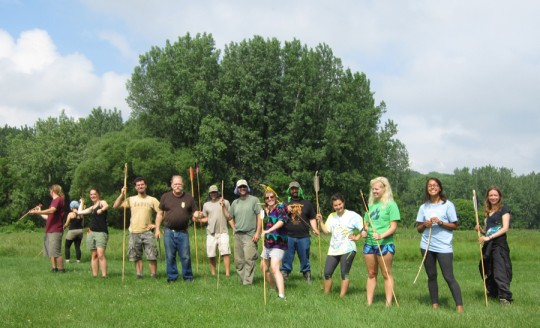 Primitive Pursuits Camp 2014