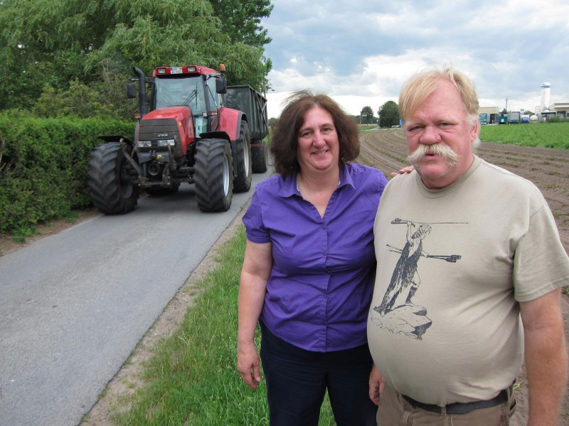 Bob and Cheryll Berg, founders of Thunderbird Atlatl.