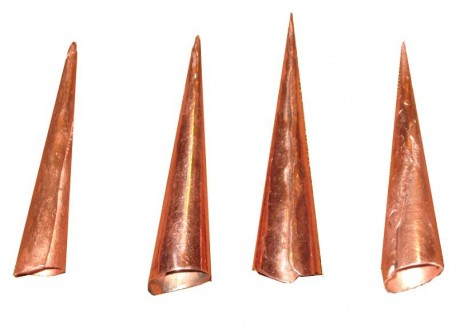 copper points