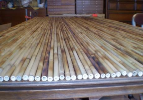 cane darts after heat straightening